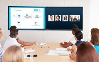 interactive video conferencing collaboration